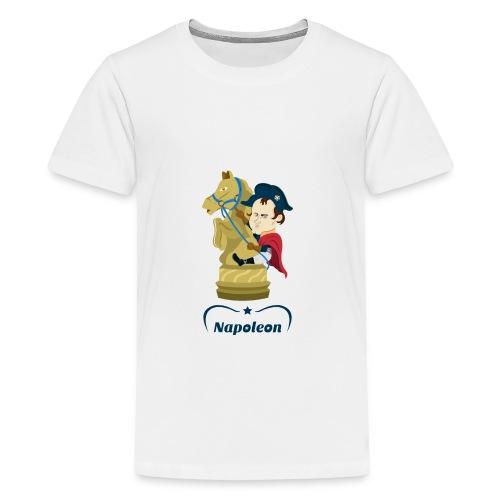 Napoleon - Teenager Premium T-Shirt