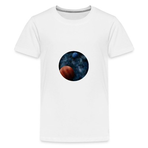Space - Teenager Premium T-Shirt