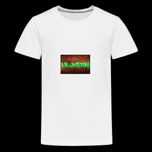 Lil Justin - Teenage Premium T-Shirt