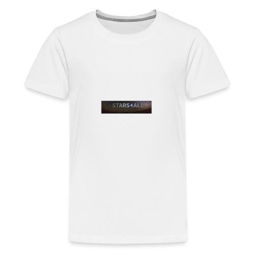 Stars4All Panoramica high - Camiseta premium adolescente