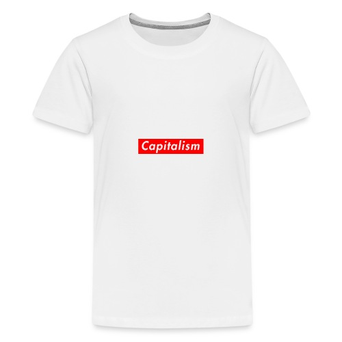 Soupreme capitalist - Teenage Premium T-Shirt