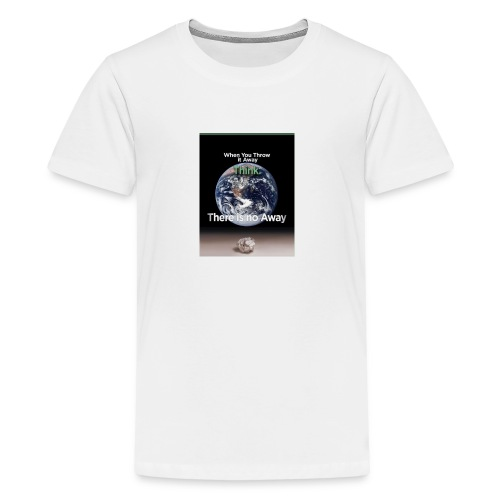 Earth - Teenage Premium T-Shirt