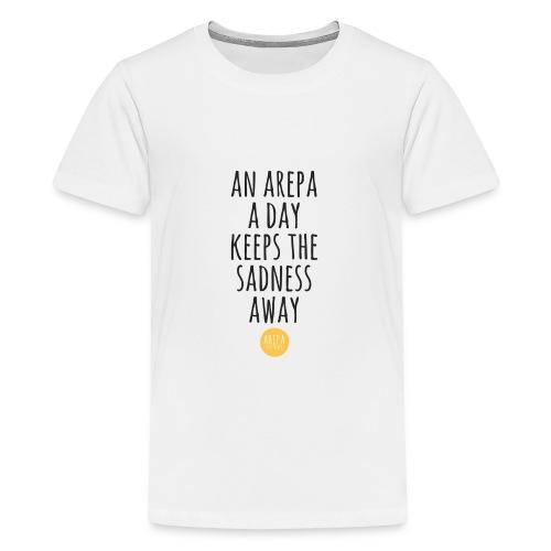 Arepaness - Teenager Premium T-Shirt