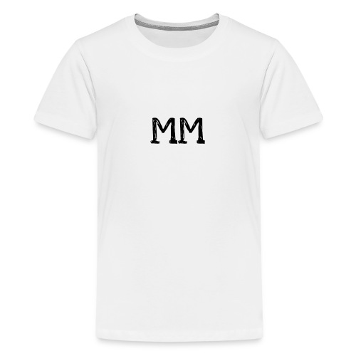 Clothing - Teenage Premium T-Shirt