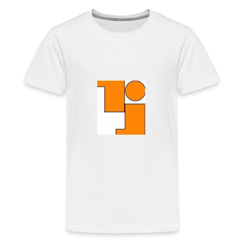 9EA82775 9868 44F3 BF2F 78BA31184A00 - Teenage Premium T-Shirt