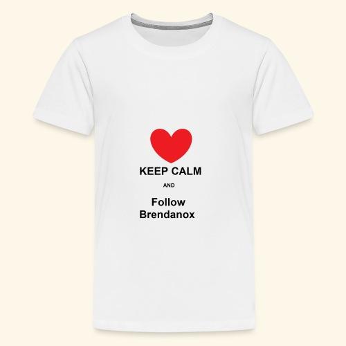 Follow Me - Teenager Premium T-Shirt