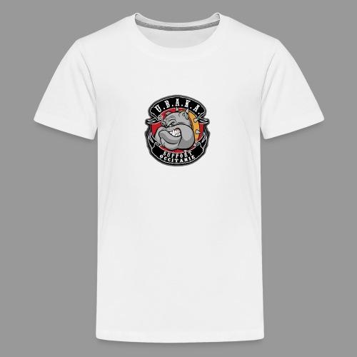 UBAKA Occitanie Support - T-shirt Premium Ado