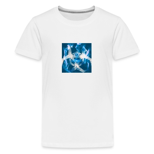 Feuer Logo - Teenager Premium T-Shirt