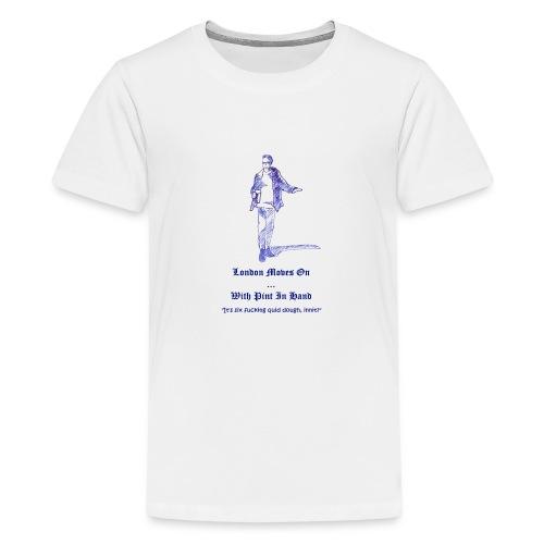 Pint Pride - Teenage Premium T-Shirt