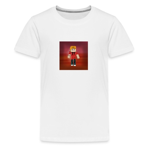LetZzLukZz - Teenager Premium T-Shirt