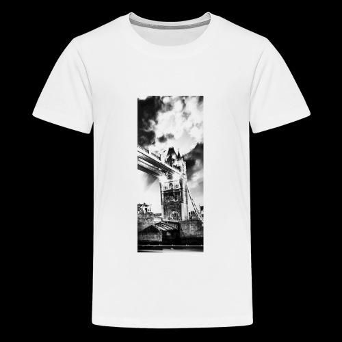 Brücke - Teenager Premium T-Shirt