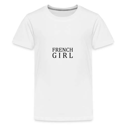 Vêtements - FrenchGirl - T-shirt Premium Ado