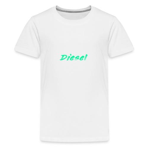 diesel - Teenage Premium T-Shirt