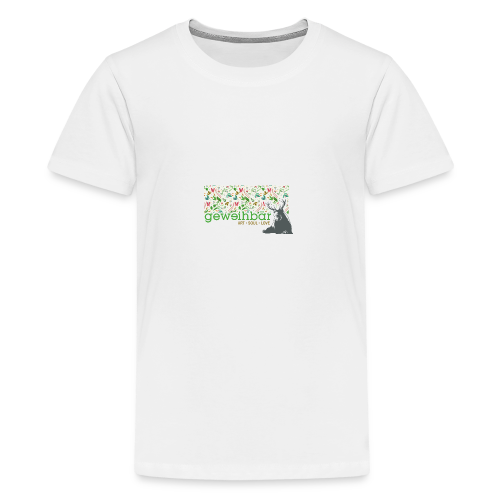 geweihbär ART - Teenager Premium T-Shirt