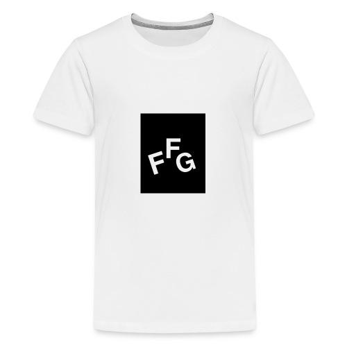 FFG.GAMER79 - Premium-T-shirt tonåring