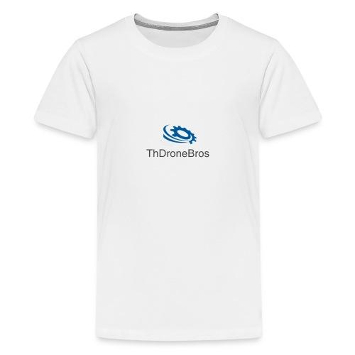 ThEDroneBros - Teenage Premium T-Shirt