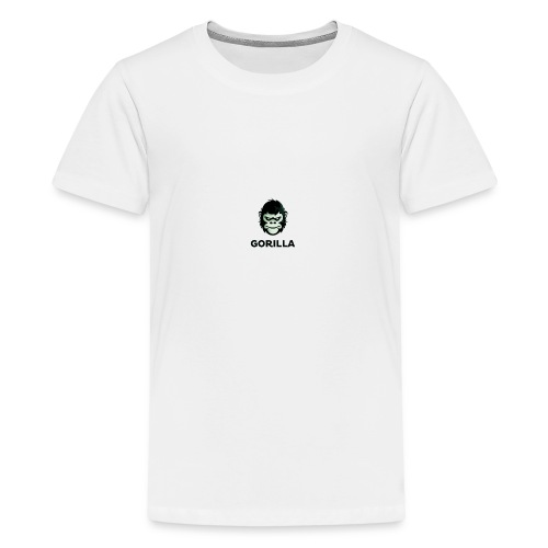 untitled 3 edited - Teenager Premium T-Shirt