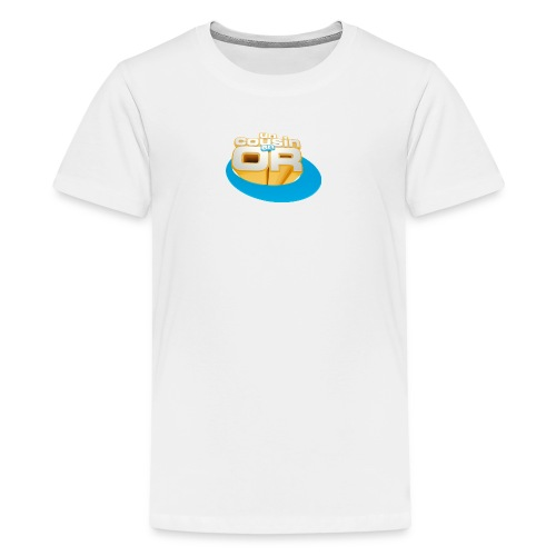 Un cousin en or © - T-shirt Premium Ado