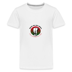 Soon We Are Gone - Teenager Premium T-Shirt