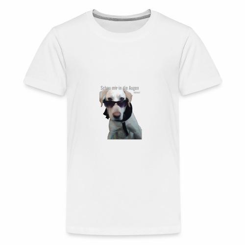 20170104 103342 - Teenager Premium T-Shirt