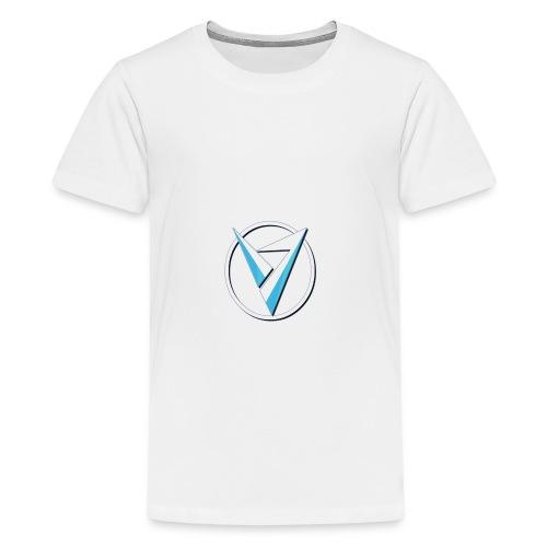 Vvears TD Merch - Teenage Premium T-Shirt