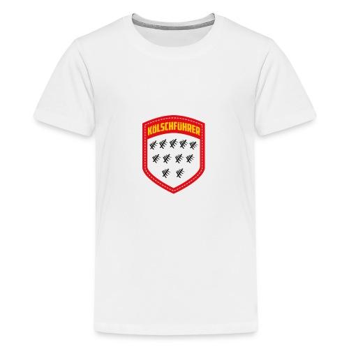 koelschfuehrer - Teenager Premium T-Shirt