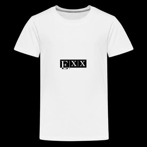 Exx Clothing - Teenage Premium T-Shirt