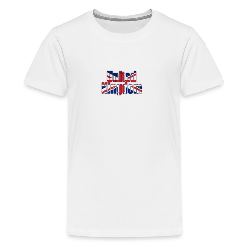 UK - Teenage Premium T-Shirt