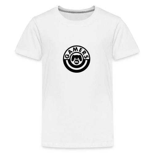GAMERS NL - Teenager Premium T-shirt