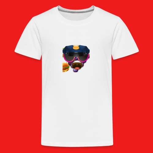 Bürger Polizei - Teenager Premium T-Shirt