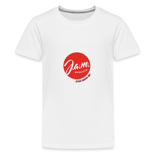 J.a.m Products - Teenager Premium T-Shirt