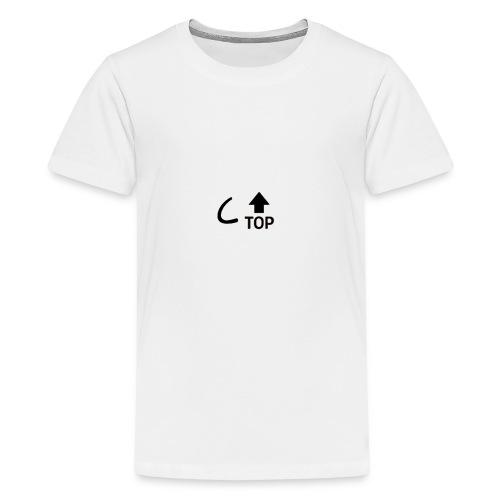 C🔝 - Teenager Premium T-Shirt