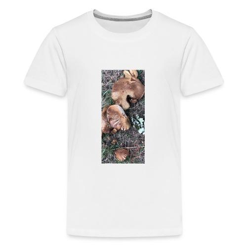 9A94121B 1103 4D98 BDAF F7B6914C967E - Camiseta premium adolescente