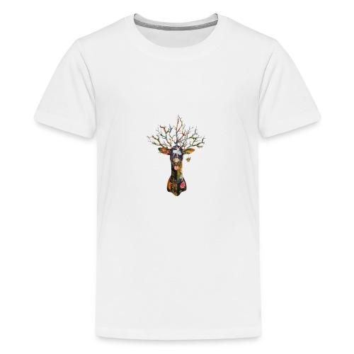 Never - Camiseta premium adolescente