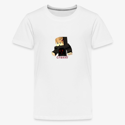 CraxxliMerch - Teenager Premium T-Shirt