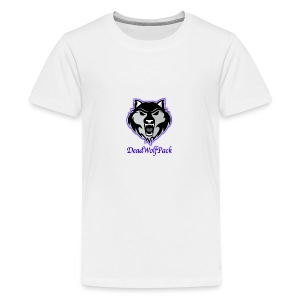 DeadWolfPack - Teenage Premium T-Shirt