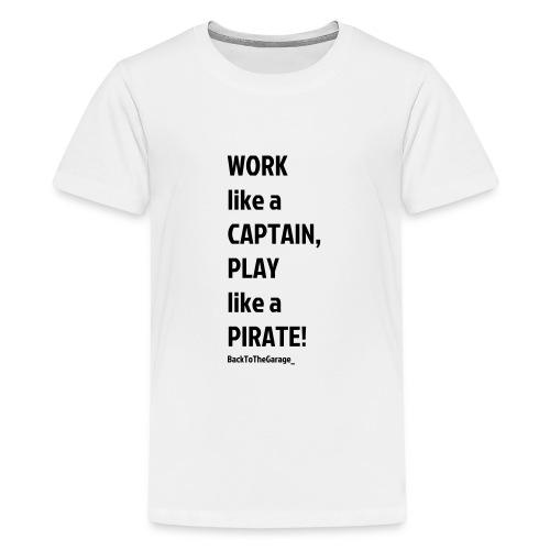 BTTG_ Drink - Teenage Premium T-Shirt