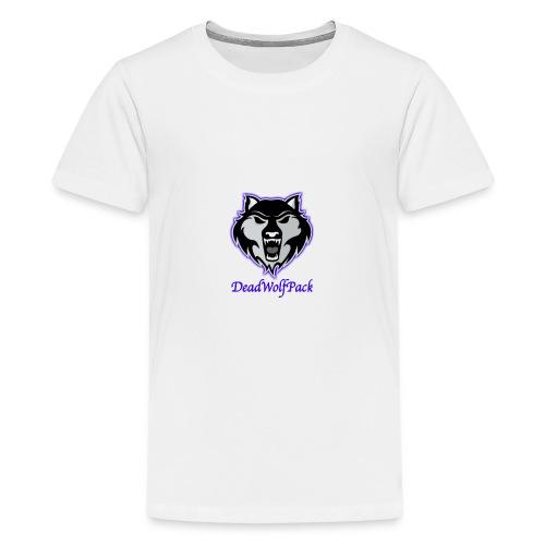 DeadWolfPack - Teenage Premium T-Shirt
