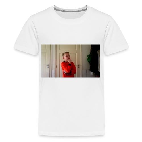 generation hoedie kids - Teenager Premium T-shirt