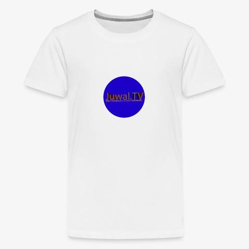 New logo JUWAL.TV - T-shirt Premium Ado