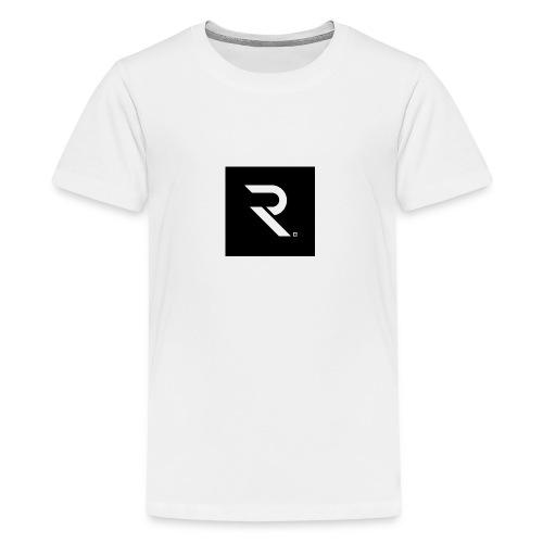 Roargz Hat - Teenage Premium T-Shirt