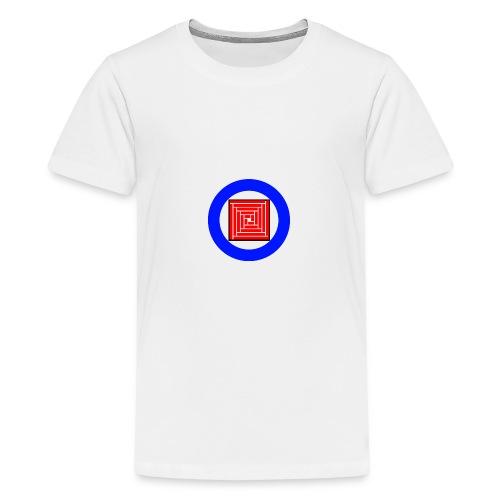 mosique' (logo) - Teenage Premium T-Shirt