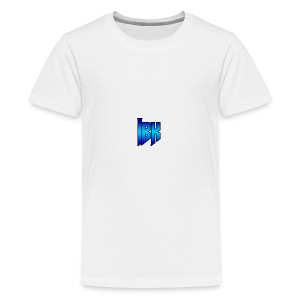 T-SHIRT MET LOGO OP - Teenager Premium T-shirt