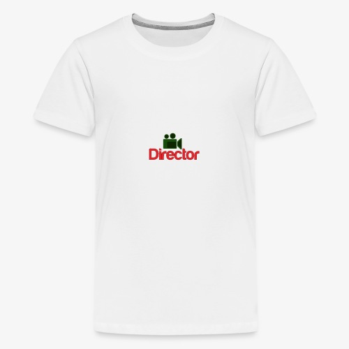 Director Wear - Teenage Premium T-Shirt