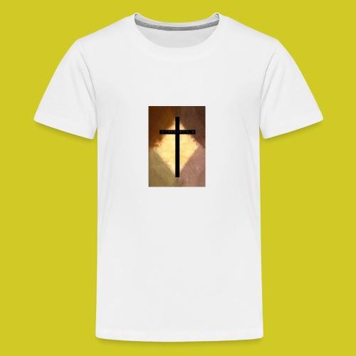 COLLECTION CROSS - Camiseta premium adolescente