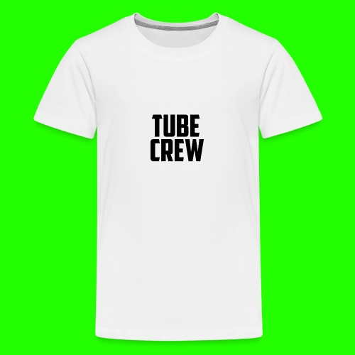 tubecrew classico - Maglietta Premium per ragazzi