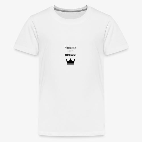 Princesse - T-shirt Premium Ado