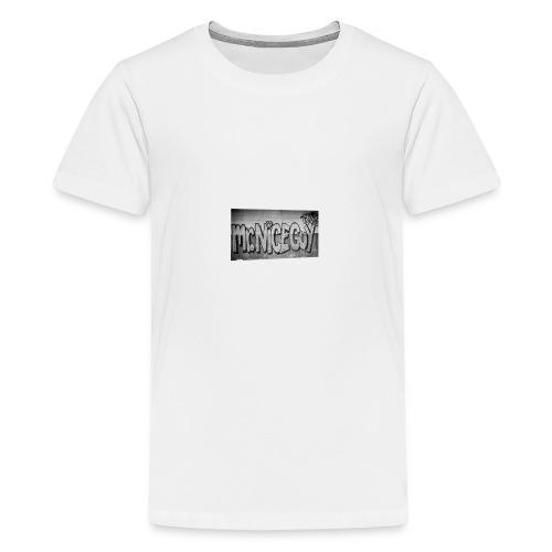 MrniceGuy - Teenager Premium T-Shirt