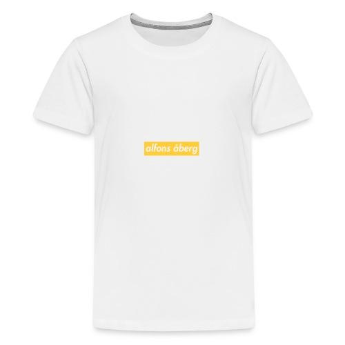 qaalfons åberg - Premium-T-shirt tonåring