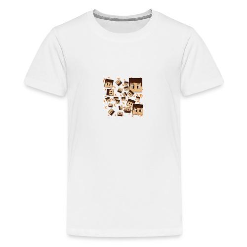 TsaiclonGaming || Krezor SnapBack - Teenager Premium T-shirt